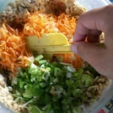 Cara Memasak nugget tempe sayur berayam